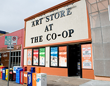 University Co-op Art Store