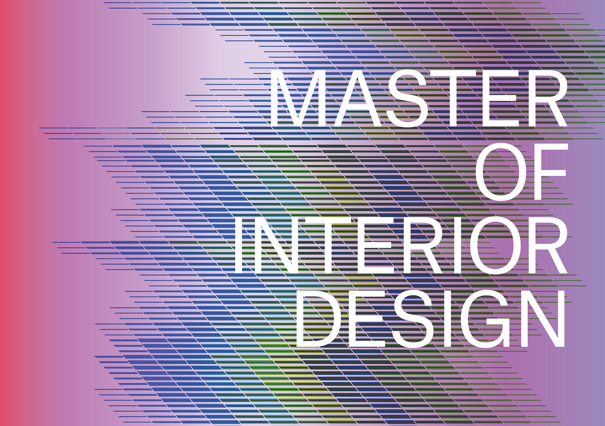 Master of Interior Design MID Poster