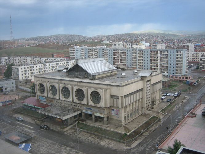 Old Lenin Museum, Soviet Apartment Blocks and Ger Districts in Ulaanbaatar | Photographer Ami Mehta