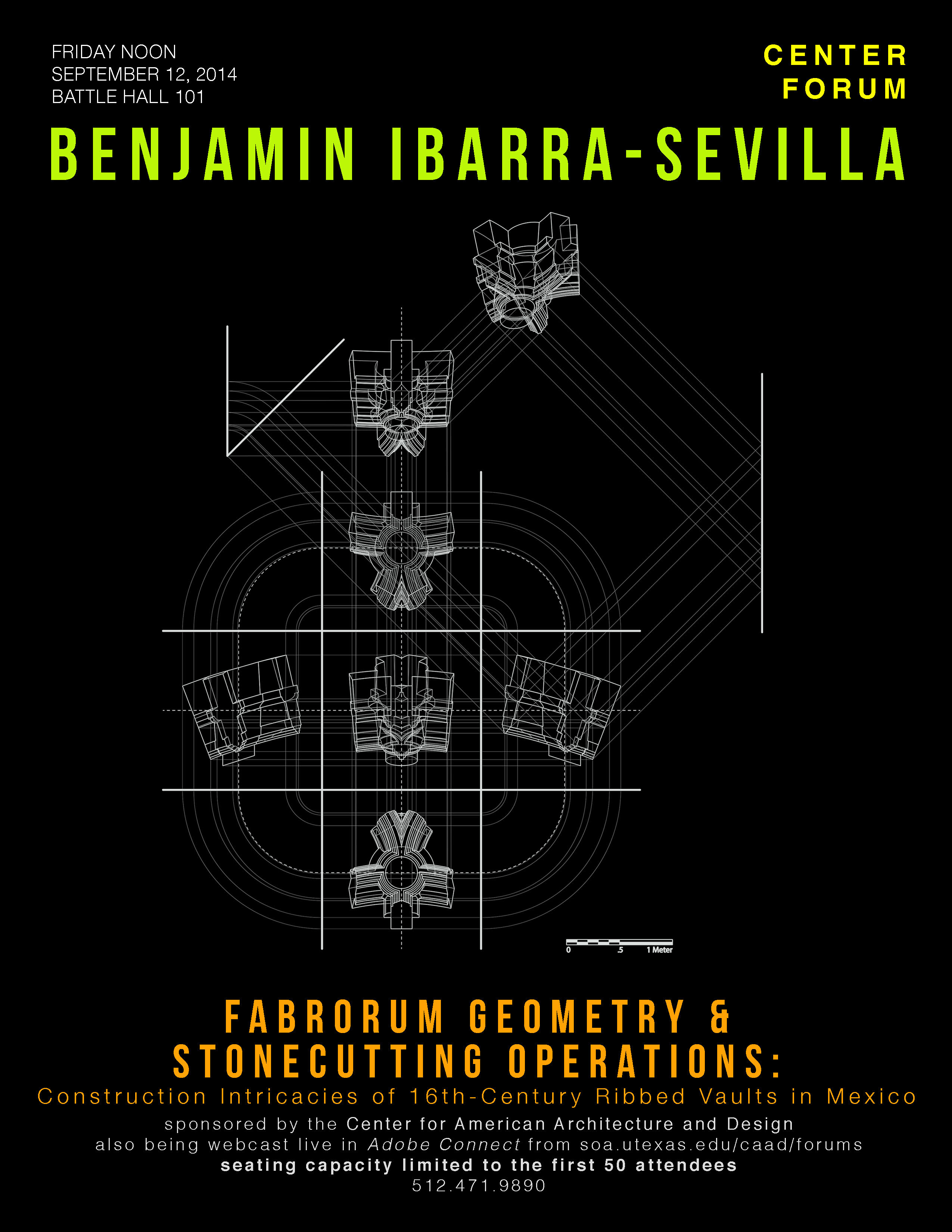 Benjamin Ibarra-Sevilla - Farborum Geometry and Stonecutting Operations