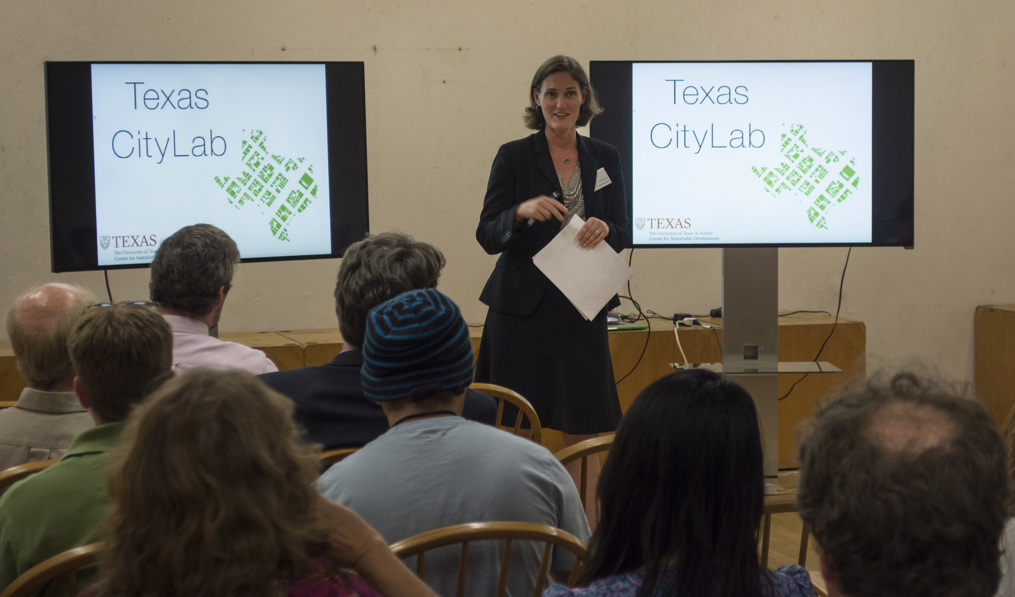 Texas CityLab Symposium Spring 2015