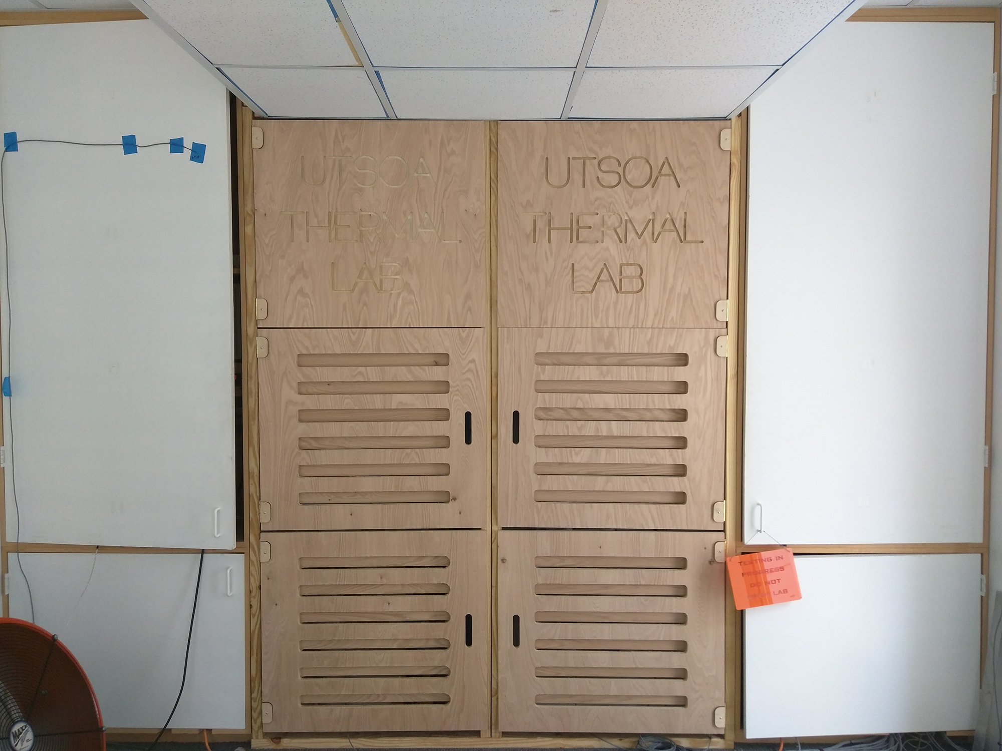 Thermal Lab Cabinets