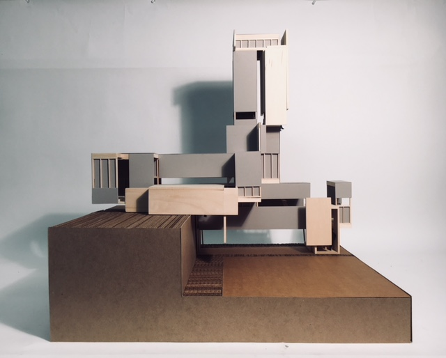 Model from front