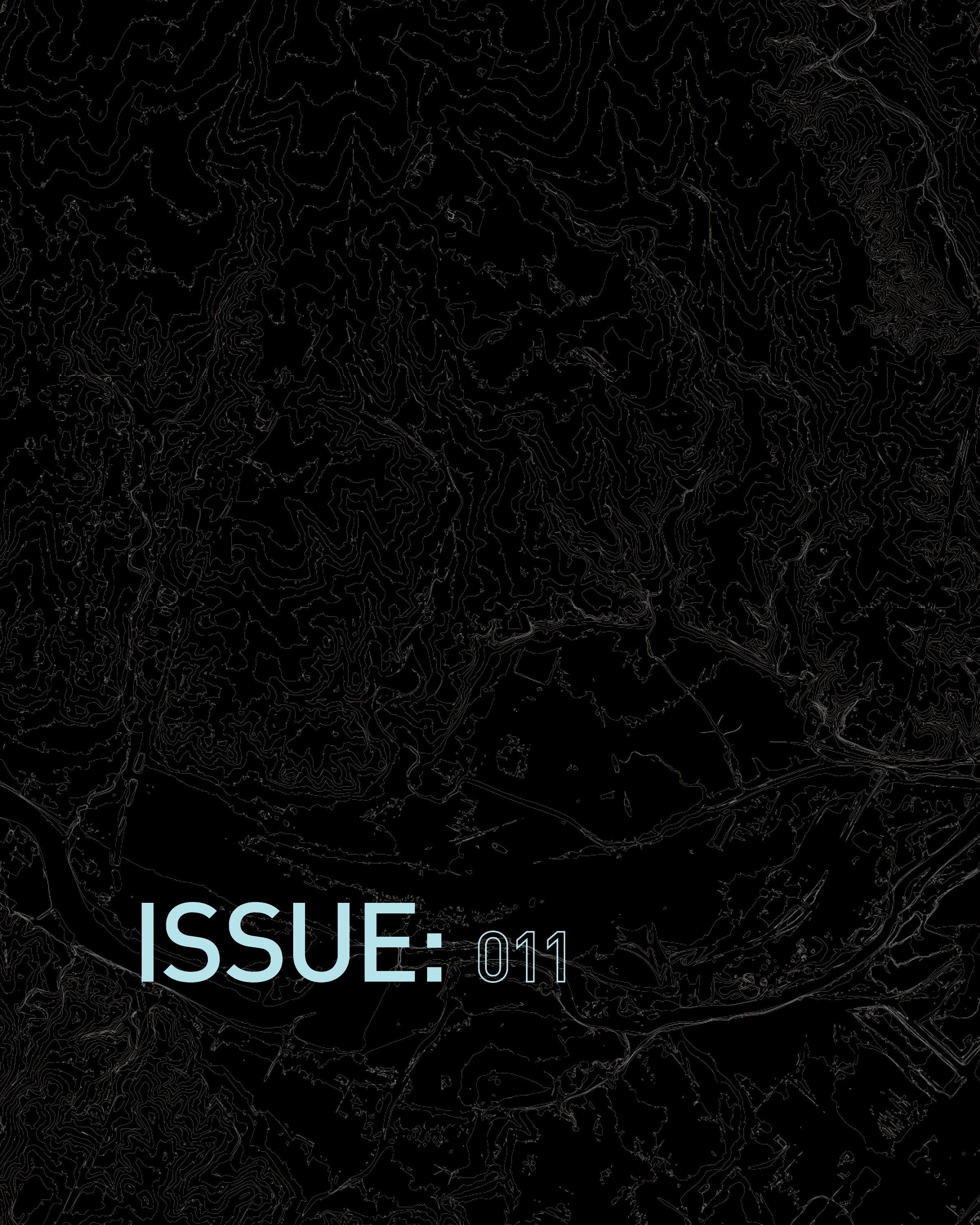 ISSUE: 011 cover