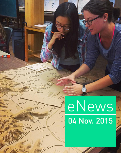 eNews | November 4, 2015 cover
