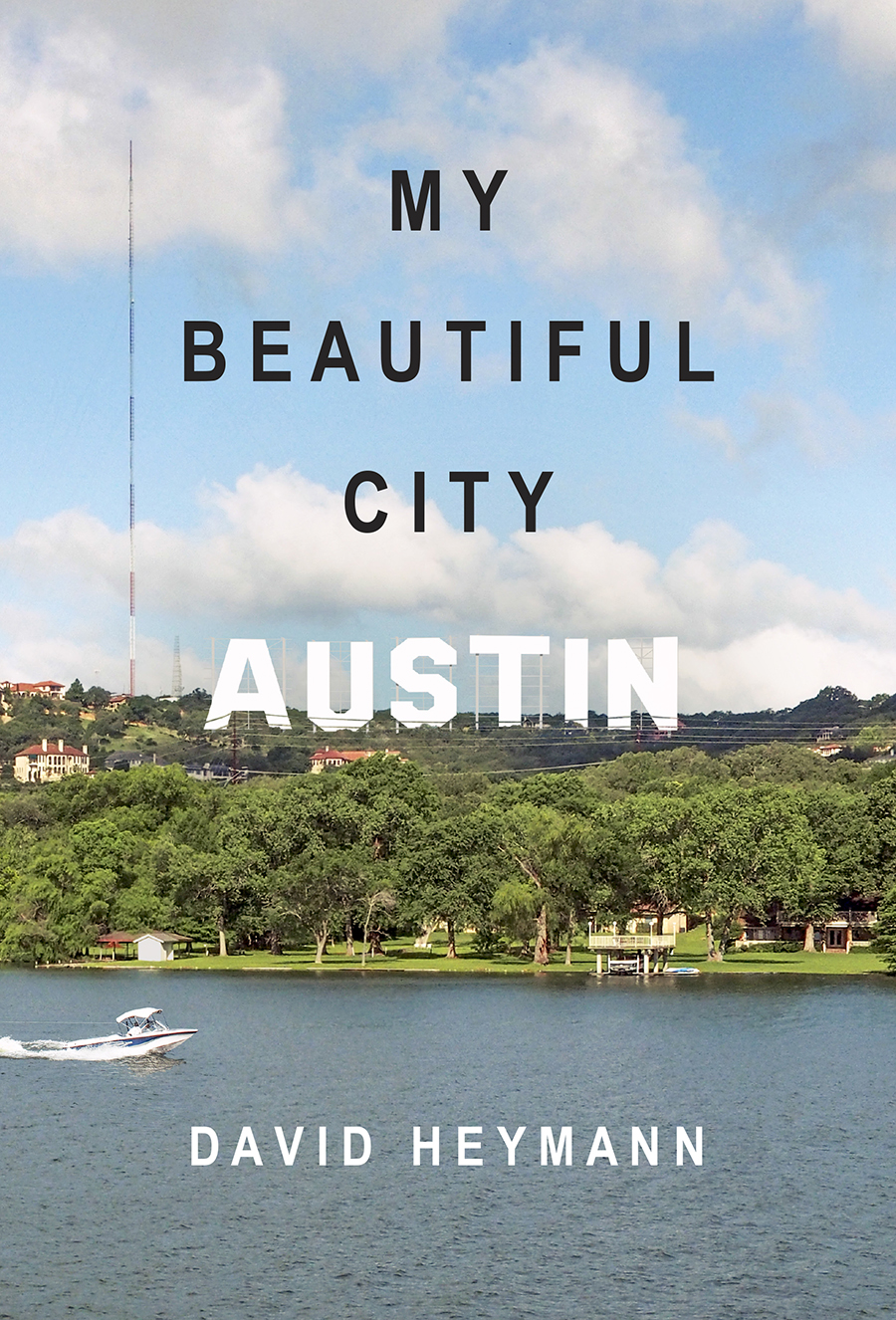 My Beautiful City Austin cover