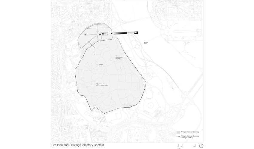 Proposed Plan with Existing Cemetery | Schunk & Shroeder