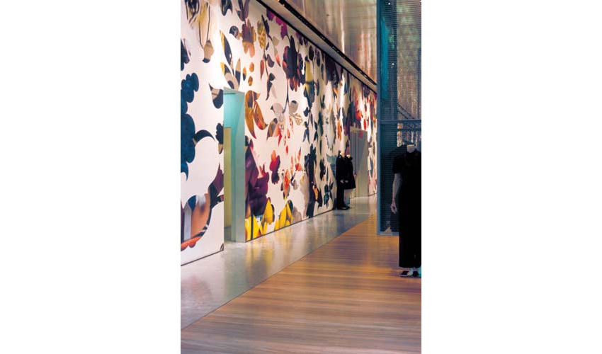 Prada Flagship Store, Rem Koolhaas with OMA, New York, New York, 2001