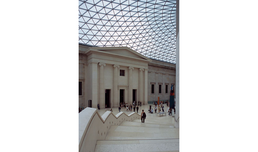 Great Court at the The British Museum, Foster + Partners | London, England