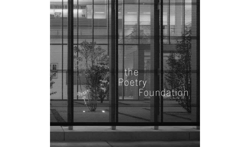 The Poetry Foundation