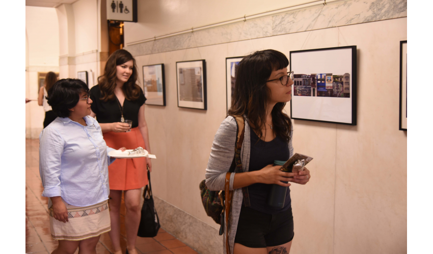VRC Exhibition Opening | Architectural Bizzaria: Revealing Hybridity Through Collage