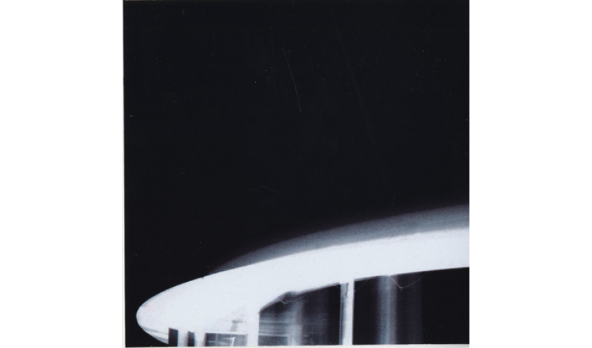 Untitled, 2010 pinhole photograph - Chris Ferguson