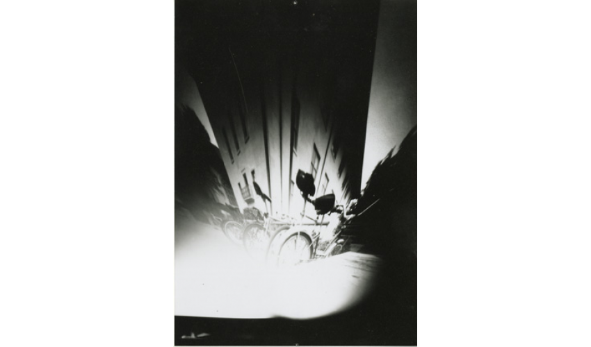 Untitled, 2010 pinhole photograph - Maggie Graham