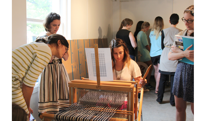 Textiles Workshop