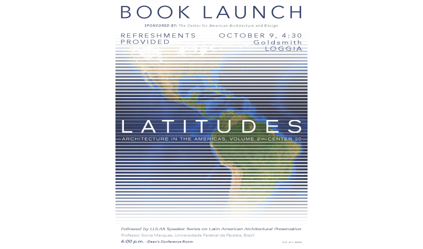 lats book release flyer