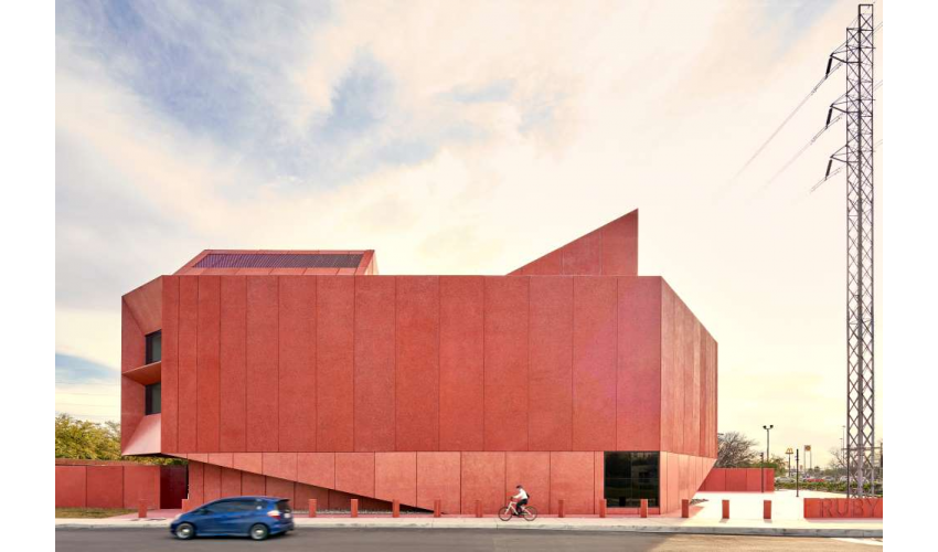 Lecture: Sir David Adjaye OBE, Adjaye Associates | Texas