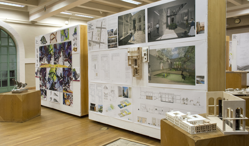 Design Excellence Exhibition in Mebane Gallery