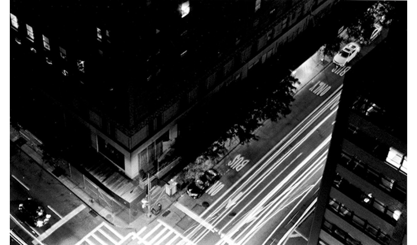 New York City. Photo by Asher Intebi. Courtesy Visual Resources Collection.