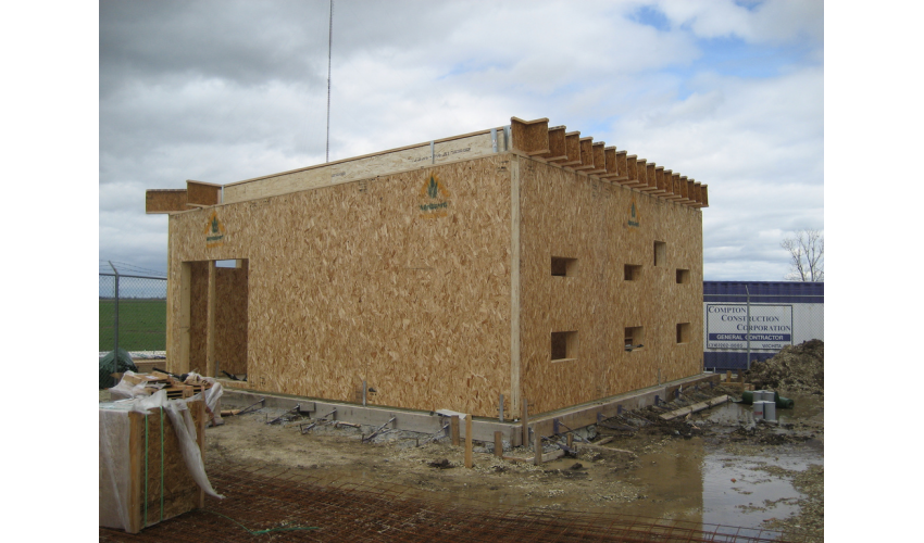 Structural insulated panel texas architecture utsoa for Structural insulated panels texas