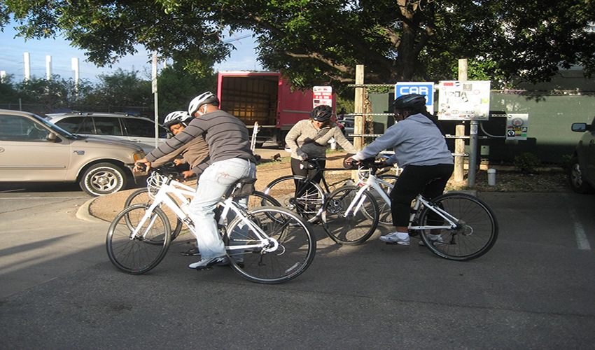 Cycling in the African-American Community
