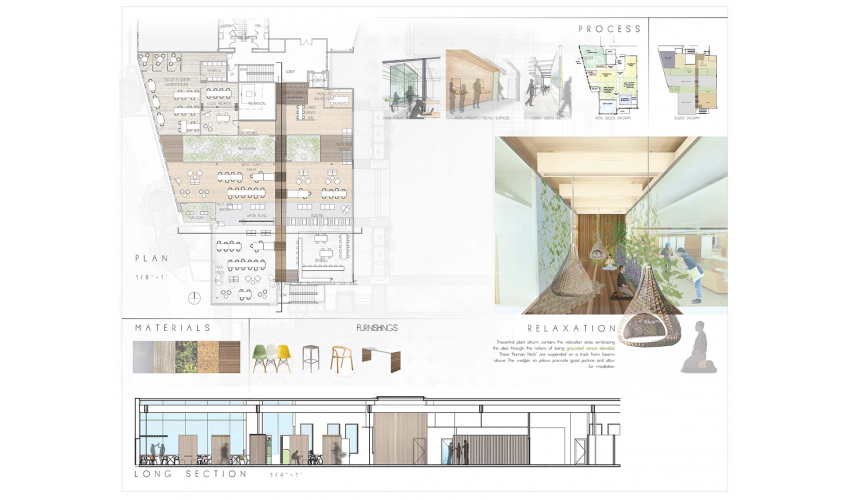 Two interior design students are donghia award finalists - Interior design schools in texas ...