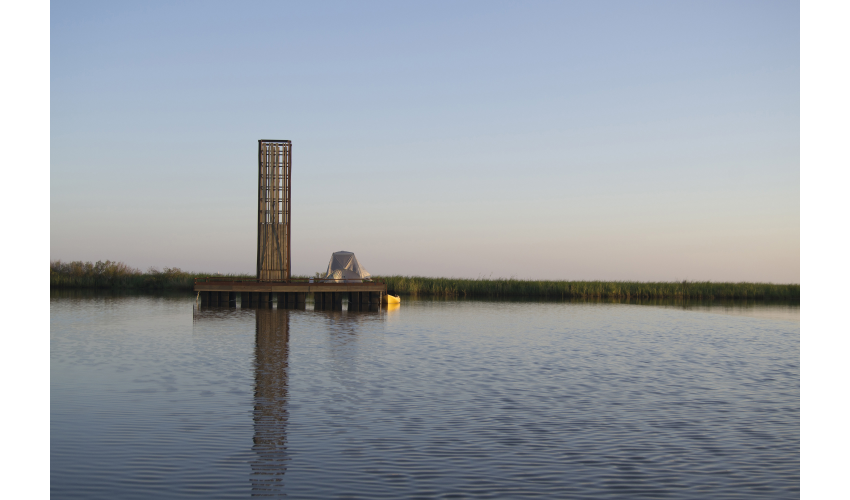 Sea Rim State Park, Poetics of Building, Gulf Coast DesignLab