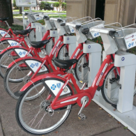 Houston Bike Share Station