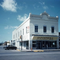 Goodwill Industries Store, 525 East 6th Street at Red River, Austin, Marian Davis