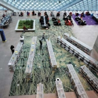 Seattle Central Library, Rem Koolhaas with Petra Blaisse and Joshua Ramus, Seattle, Washington, 2001-2004