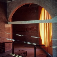 Indian Institute of Management library, Louis Kahn | Ahmadabad, India