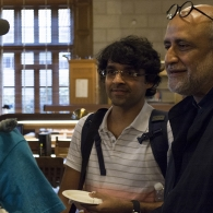 Rahul Mehrotra lecture and reception