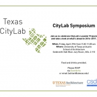 CityLab invite