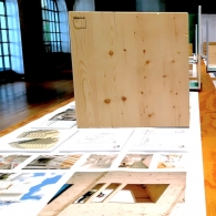 Time for Timber exhibition installation shot