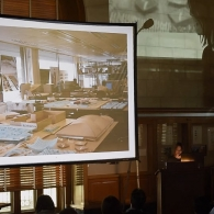 "Secret Life of Buildings Symposia: Albena Yaneva, ""The Making of a Building,"" October 20, 2016"