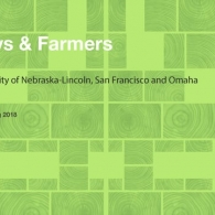 "UTSOA Lecture Series: Jeffrey Day, ""Cowboys & Farmers.""  March 21, 2018"