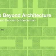 "UTSOA Lecture Series: Amy Campos and Deborah Schneiderman, ""Interiors Beyond Architecture."" April 18, 2018"