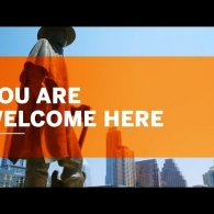 """You are Welcome Here"" at The University of Texas at Austin"