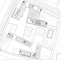 Kulturzentrum Ground Plan