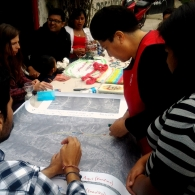 community meeting participatory mapping public space