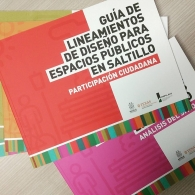 The guidelines were published in a 5 booklet format