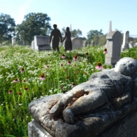 burial markers