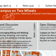 Campus on Two Wheels