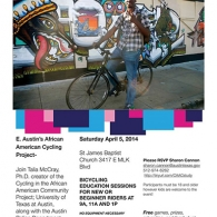 Cycling April 5th Event