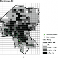 Low-Income Teen Activities and Perceived Safety in Providence, RI