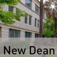 New Dean Announcement Graphic