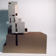 Model from side