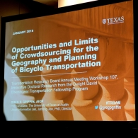 Co-productive Transportation Planning Research Showcased in Washington, D.C.
