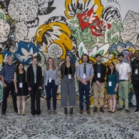 Participants of the Gulf Coast Green 2019 Student Competition