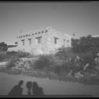 Photo of Historic Quarters Carlsbad Caverns National Park HABS