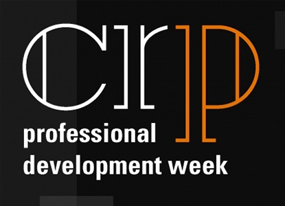 CRP Professional Development Week:  March 3 - 6